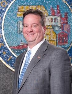 Cook County Commissioner and McCook Mayor Jeffrey Tobolski