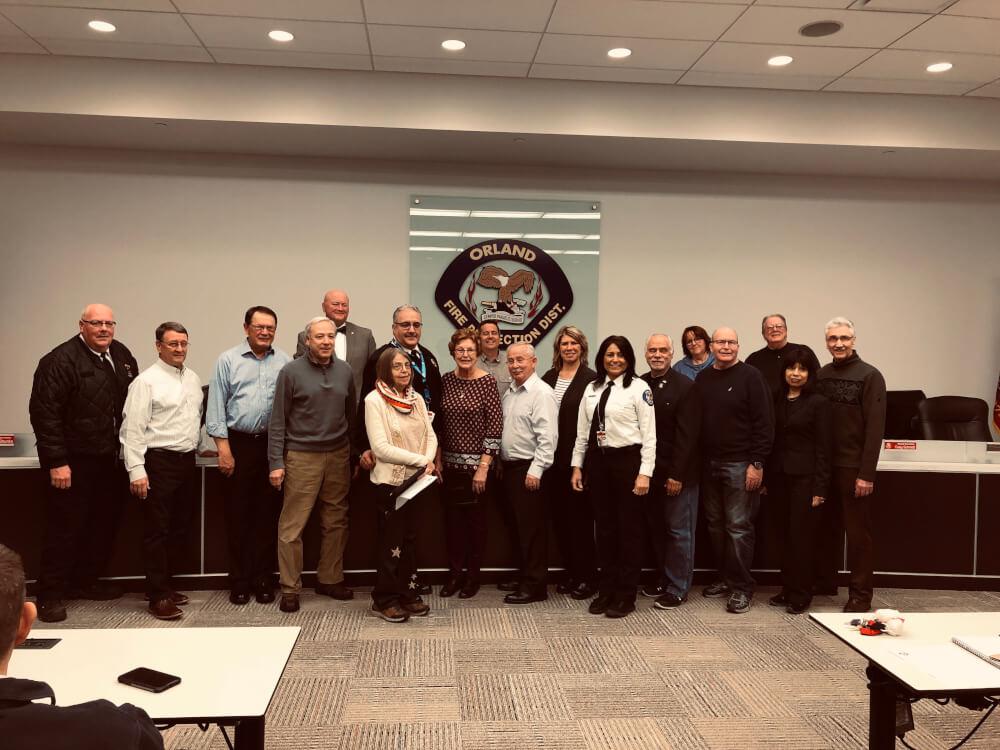 OFPD graduates 12 residents in Emergency Training program