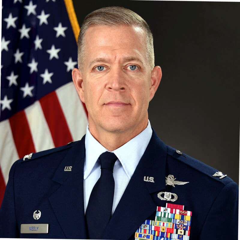 Gov. Pritzker Names Col. Richard Neely to Lead Illinois National Guard