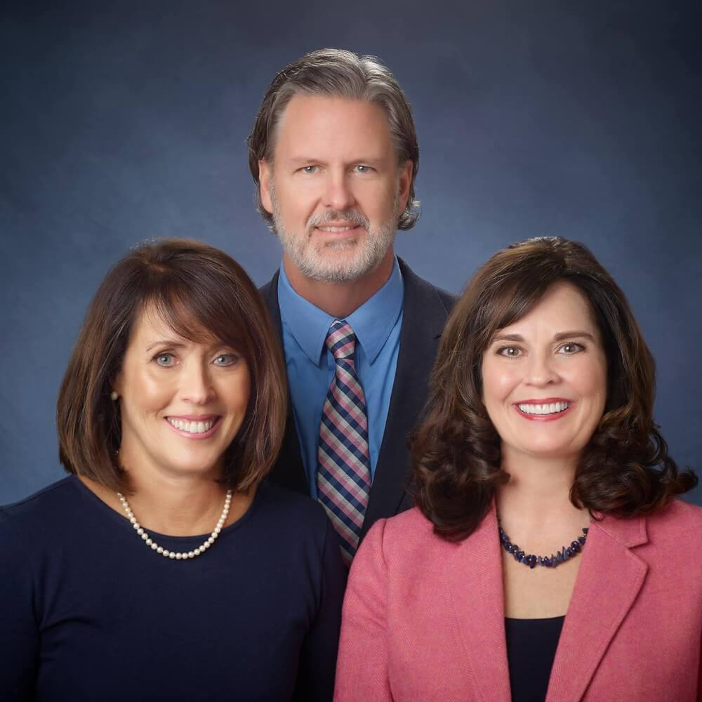 Trustee Carole Griffin Ruzich, along with Devin Hodge and Kelly O'Brien on the Orland Integrity Party Slate