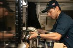 Veterans Profile, Photo: U.S. Navy Fireman Leo Mendez
