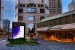 Chicago's Fairmont Hotel,Millennium Park. Photo courtesy Ray Hanania