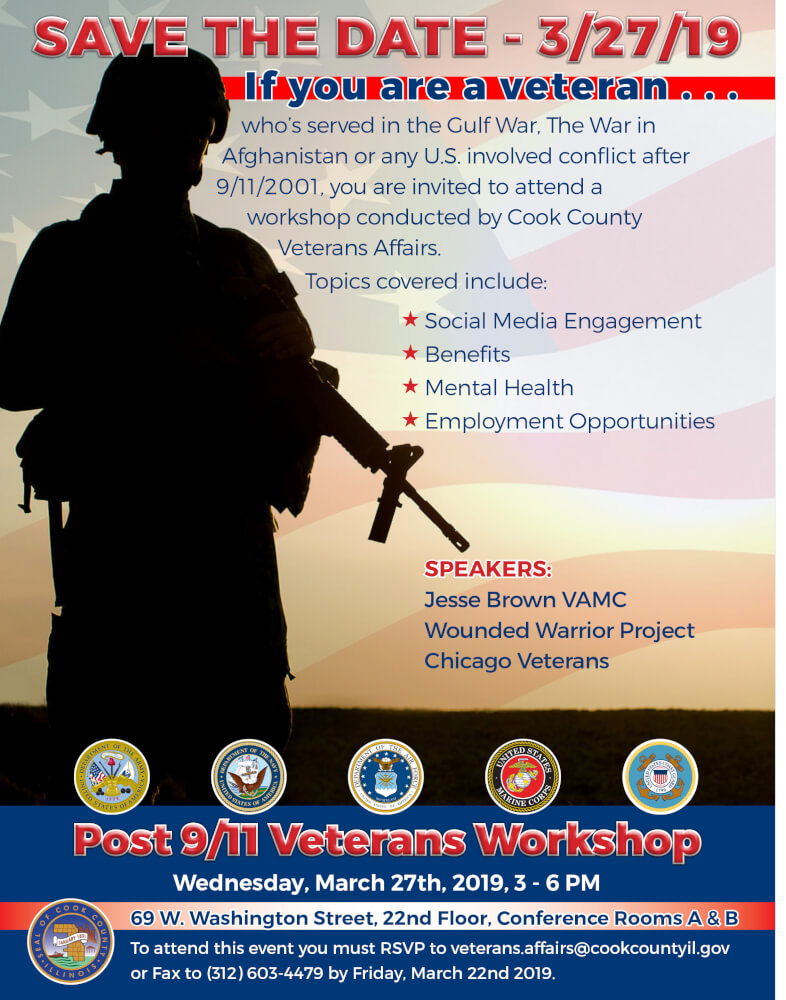 Veterans event Military