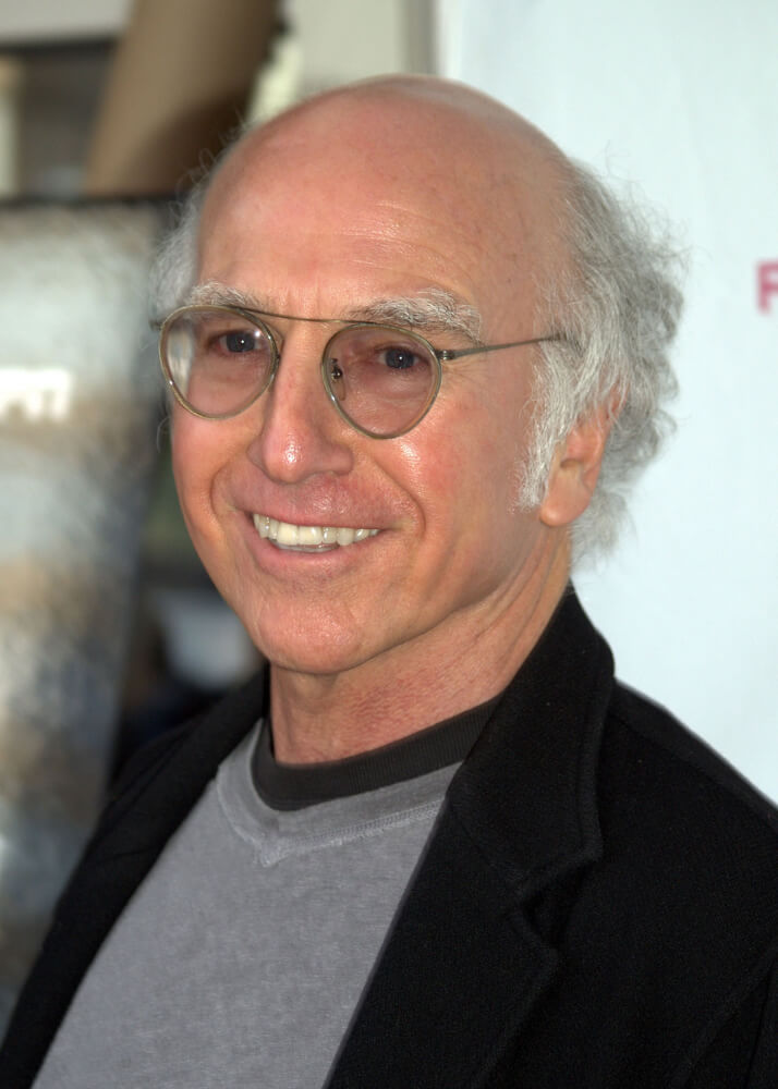 Larry David stole my life and put it on TV