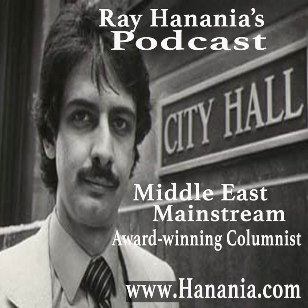 Ray Hanania Podcast: Smollett, Chicago Mayoral Election, Israeli war crimes
