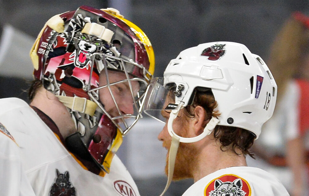 Wolves take Game 5, one Game from winning Calder Cup Finals