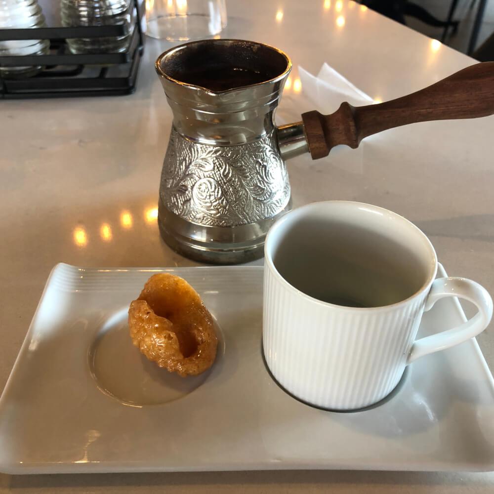 Turkish coffee Kawheh, 2 servings