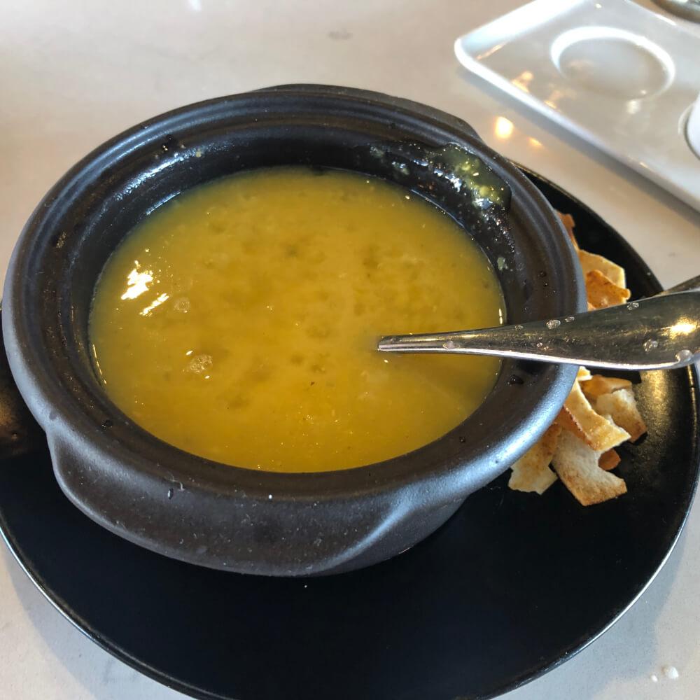 Oozi Lentil soup