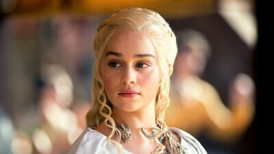 Daenerys Targaryen. Photo courtesy of HBO
