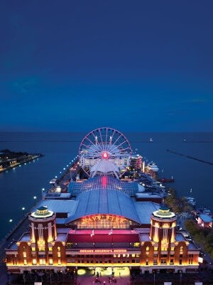 Offshore, largest rooftop deck in country opens at Navy Pier