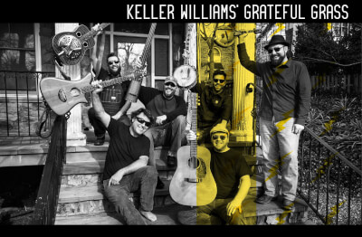 Keller Williams' Grateful Grass to Kick-Off Alternating Currents Festival Weekend