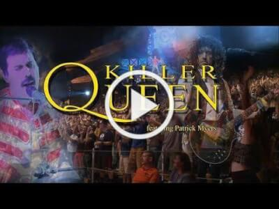 KILLER QUEEN Direct from London. 2018 - 60 Second Promo.