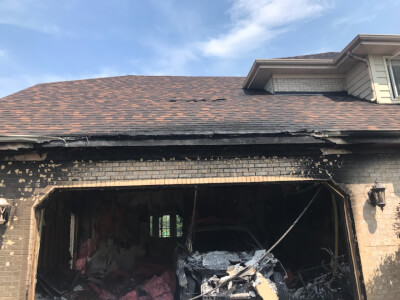 Fire causes serious damage to Orland Home, residents safe