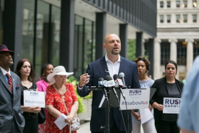 Darwish joins coalition urging passage of HB 4116 — life in prison for illegal gun sellers