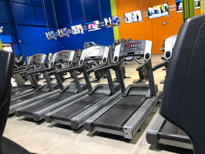 Charter Fitness exercise equipment