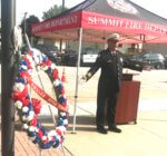 9/11 remembered in Summit