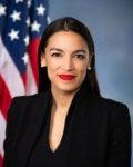 New York Congresswoman Alexandria Ocasio-Cortez. Photo courtesy of Wikipedia