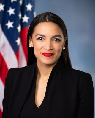 Newman receives endorsement of Ocasio-Cortez