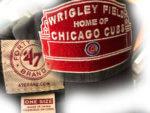 "Chicago Cubs Baseball Cap ""Made in China"" Photo courtesy of Ray Hanania"