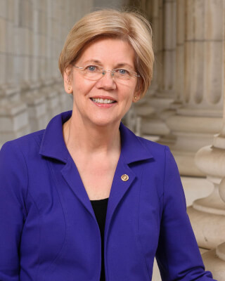 Presidential candidate Warren endorses Newman for Congress