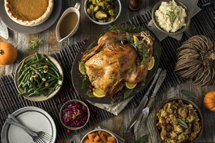 Fairmont Chicago Millennium Park offers Chef-Made Thanksgiving Dinner at Home Menu