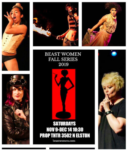 Beast Women celebrates 13th year as Chicago's premier All Female performance revue