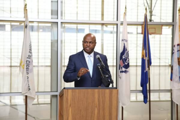 Rep. Welch delivers keynote speech at Cicero MLK commemoration
