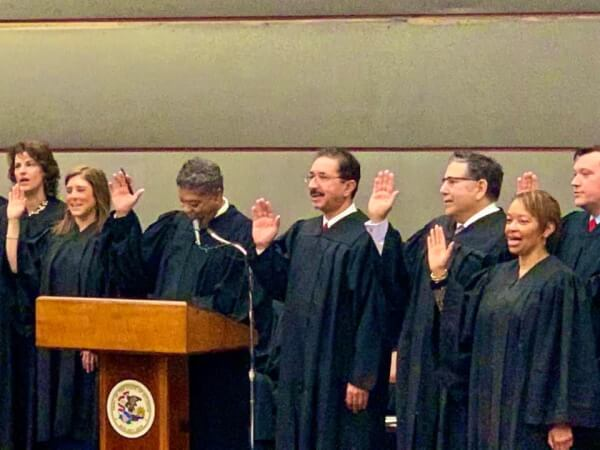 Rouhy Shalabi named Associate Judge in Cook County