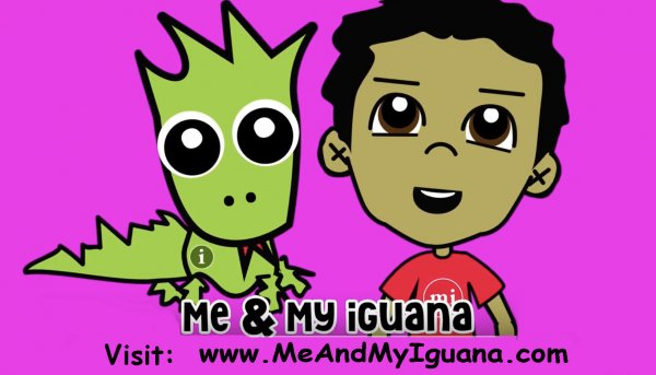 Me and My Iguana online video and song for children developed by Cook COunty Treasurer Maria Pappas to help children deal with the coronavirus.