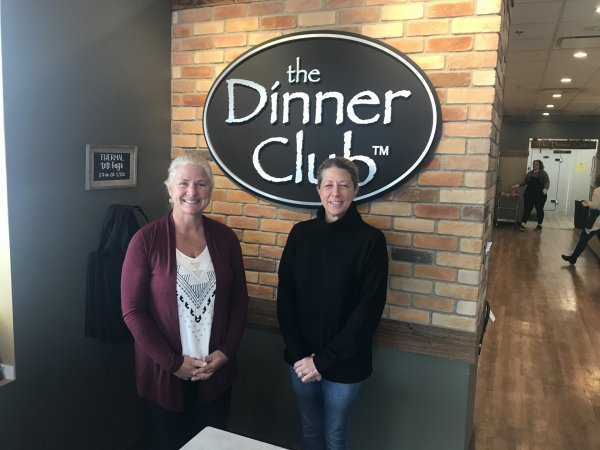 The Dinner Club thrives