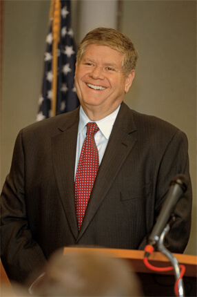 Jim Oberweis, candidate for Congress, Illinois