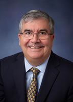 Orland Park Village Trustee Bill Healy. From the Village of Orland Park website