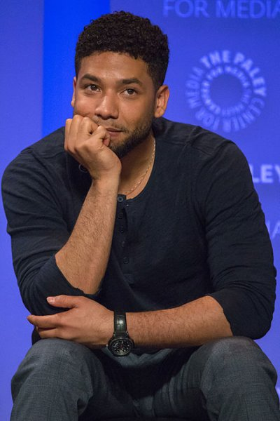Jussie Smollett, Hollywood actor and accused liar. Photo courtesy of Wikipedia