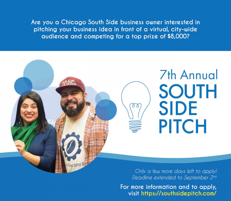 Annual SouthSide pitch extended to Sept. 2