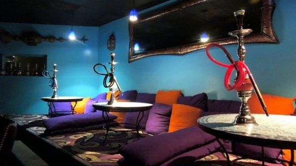 House of Hookah Lounge, 607 W. Belmont Avenue in Chicago
