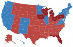 Voters by state with most influence in Presidential & Senate elections