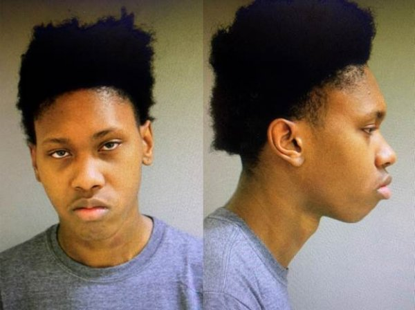 Police Provided Mugshot: Robert A. Cannon, 18, of 84th and Brookpoint Court in Tinley Park. Oct. 28, 2020