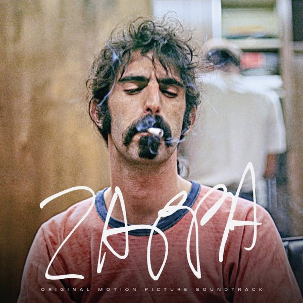 The Zappa Original Motion Picture Soundtrack is available now to stream and will be released in a variety of physical formats in 2021. Photo courtesy of Pr News Wire