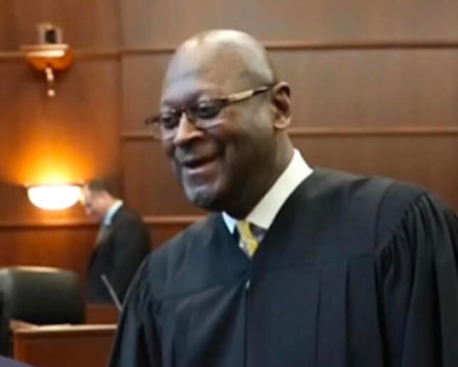 Justice P. Scott Neville, Jr., sworn-in to the Illinois Supreme Court