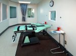 Lethal injection room, San Quentin Prison. Photo courtesy of Wikipedia
