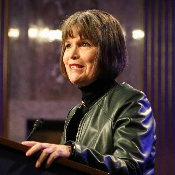 Congresswoman Betty McCollum. Photo courtesy of McCollum's Facebook page