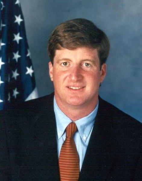 Patrick J. Kennedy Courtesy of Wikipedia