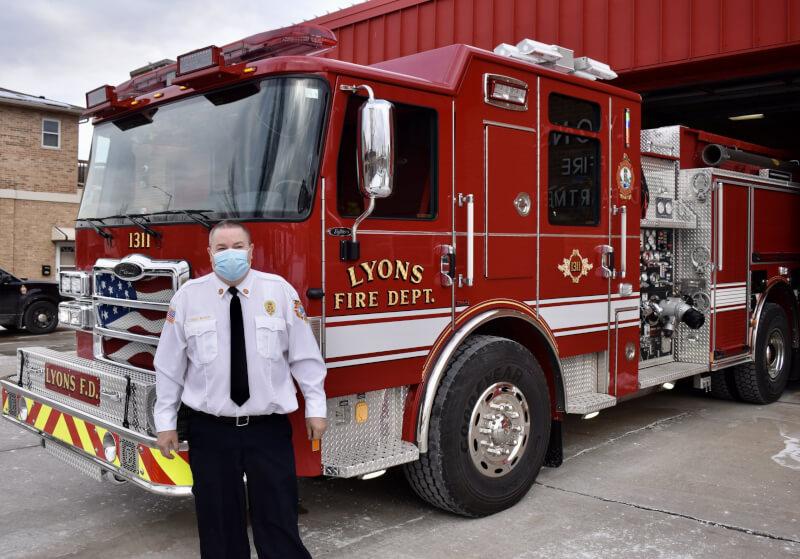 125 years keeping Lyons safe