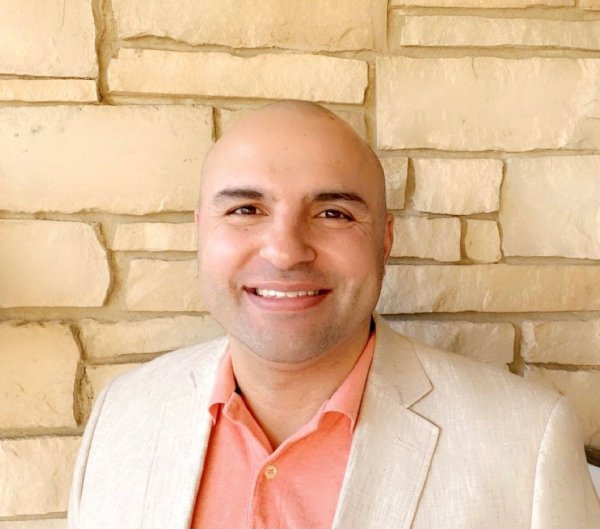 Orland Park Library candidate Mohammed Jaber running int he April 6 election