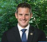16th District Congressman Adam Kinzinger from the U.S. Government website.