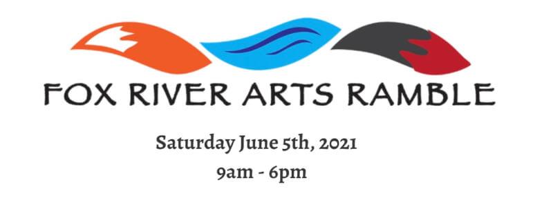 Fox River Arts Ramble set for Saturday June 5