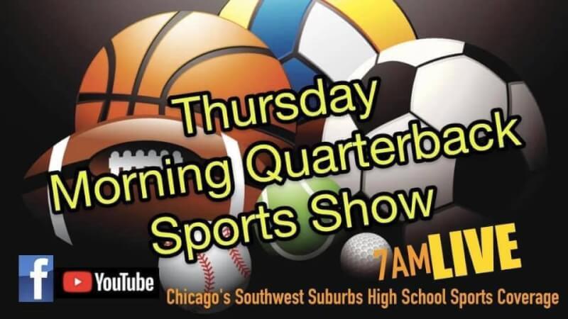 Thursday Morning Quarterback Show Features Prep Sports