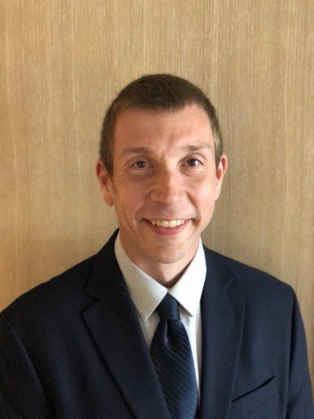 Dr. Derrick Smith, new principal at Sandburg High School DIstrict 230, May 18, 2021