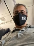 Flying while senior. Airlines know how to deal with COVID Pandemic but not with the needs of seniors or how to deal with obnoxious passengers. Originally published in the Southwest News Newspaper Group May 12, 2021
