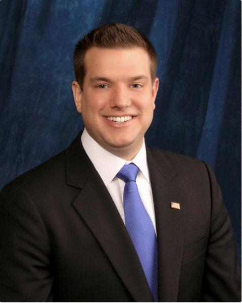 Lyons Mayor Christopher Getty